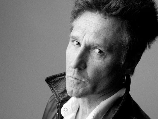 John Waite is here this coming weekend.