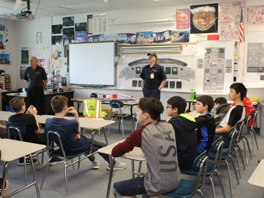 D.C. Everest Middle School students had opportunities