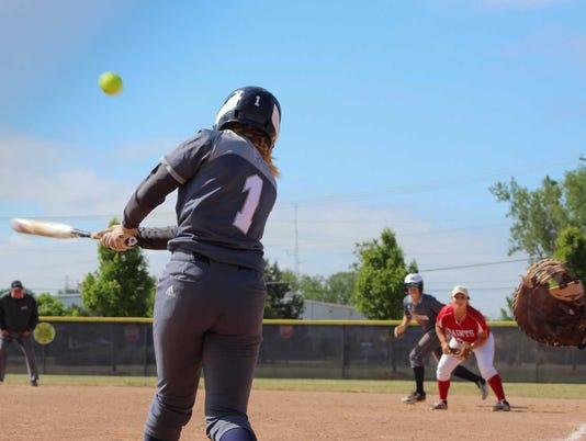St. Clair softball