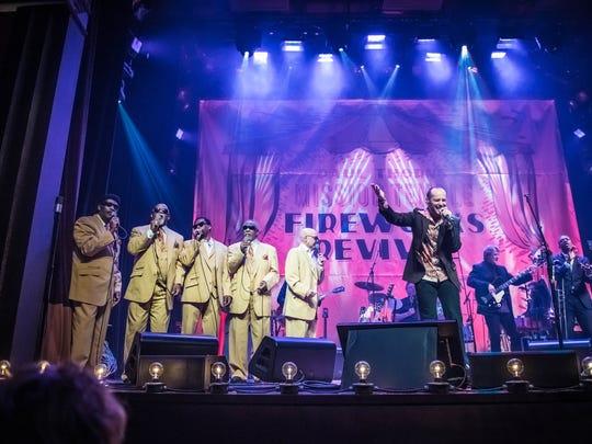 Grammy-winning gospel legends Blind Boys of Alabama