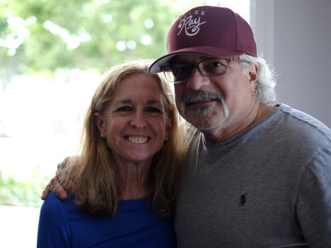 Debbie and Ray Kurz are the co-owners of Cuvee Ray