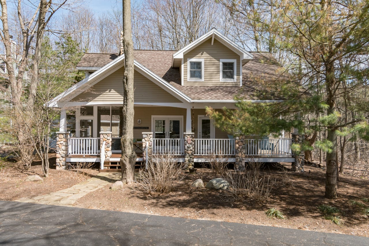 For $549,000, You Can Buy This Home Nestled On A