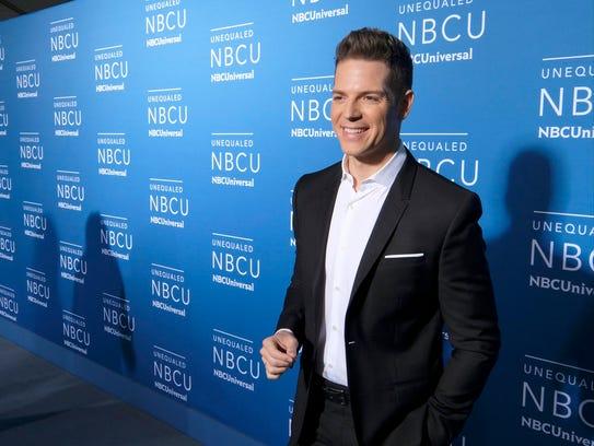 Sadler's former 'E! News' co-anchor Jason Kennedy.