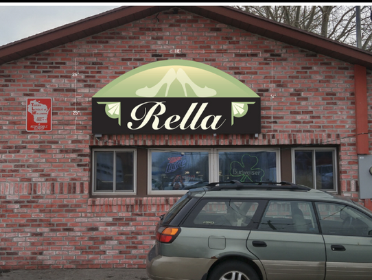 The Cinderella will be renamed Rella, as shown in this
