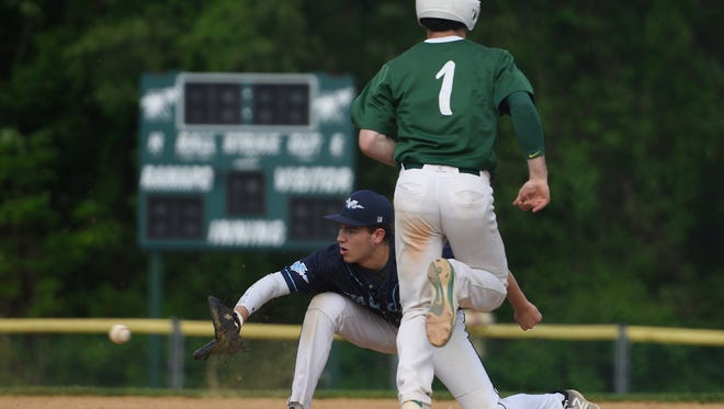 First baseman Joe Namendorf and Wayne Valley have started a trend of top seeds winning the Passaic County tournament title.