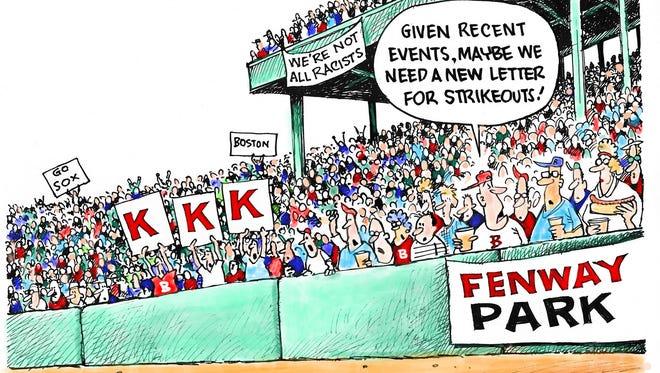 Fenway Park and racism