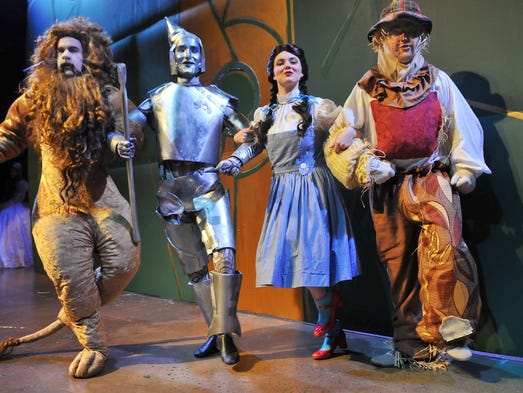 the wizard of oz and gender roles Re-/deconstructing the yellow brick road: gender, power and tin man download which highlights the reversal of gender roles the construction of gender in the wizard of oz deviates little from other inter-war patriarchal perceptions.