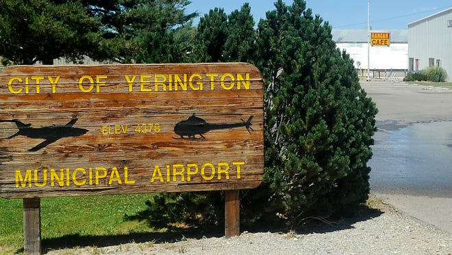 The city of Yerington received has a $3 million FAA grant to repave the airport's runway and taxiway.