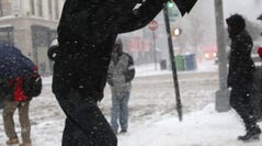 Big winter storms to hit New York City since 2000