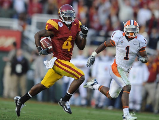 USP NCAA FOOTBALL: ROSE BOWL-ILLINOIS VS. SOUTHERN CALIFORNIA S FBC USA CA
