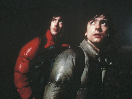 "John Landis's ""An American Werewolf in London"" (1981)"