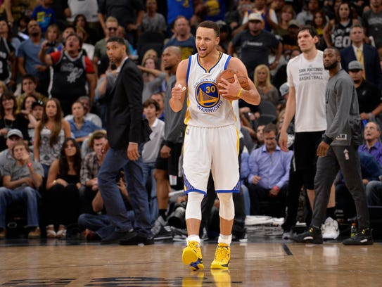 Los Golden State Warriors de Stephen Curry igualaron