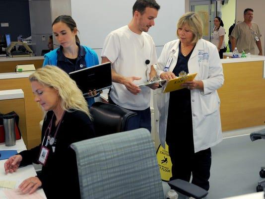 Bayhealth emergency room