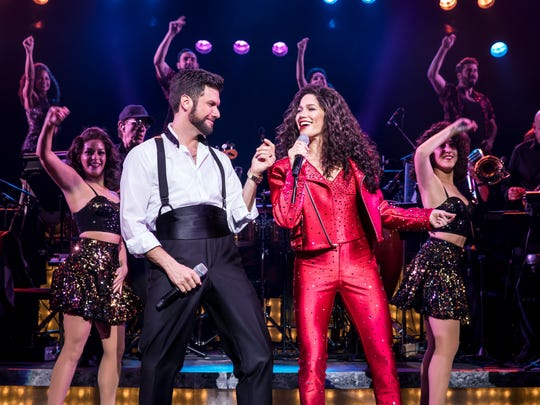 """""""On Your Feet!"""" Jan.15-20, 2019. From their humble beginnings in Cuba, Emilio and Gloria Estefan came to America and broke through all barriers to become a crossover sensation at the very top of the pop music world. But just when they thought they had it all, they almost lost everything. """"On Your Feet!"""" takes you behind the music and inside the real story of this record-making and groundbreaking couple who, in the face of adversity, found a way to end up on their feet."""