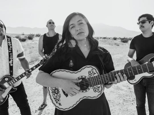 Giselle Woo & The Night Owls