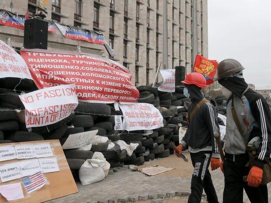 AP Ukraine WWI Propaganda