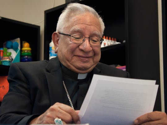 Bishop Emeritus of Las Cruces and postulator of the