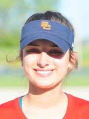 Clare Kitchin, Seton Catholic softball sophomore
