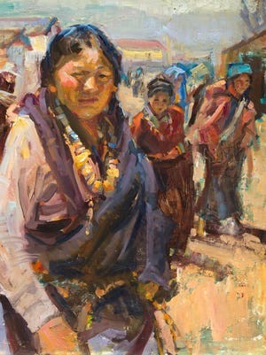 """Julie Rogers: Essence of Hope"" will be on display June 15 through Aug. 17, 2018, in the Dixie State University Sears Art Museum."