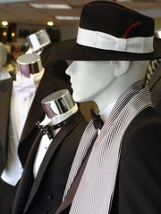 Formalwear makes up less than 10 percent of local cleaning