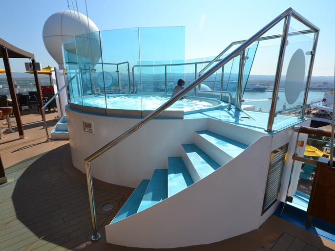 Adults Only: Kid-free Zones On Cruise Ships