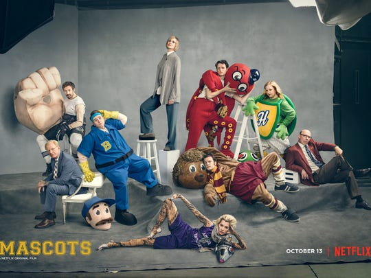 Christopher Guest's new comedy 'Mascots' takes place