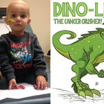 Germantown illustrator turns sick kids into superheroes