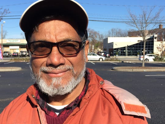 Matthew Thomas of Valley Cottage, whose community lost its A&P to bankruptcy, traveled to Spring Valley to check out the just-opened Food Fair Fair supermarket. Thomas, an Indian by birth who has lived her 40 years, said he liked the prices and the fish department in the store, which draws customers from New City, Nyack, Suffern and beyond, representing cultures from Central and South America, Europe and India.