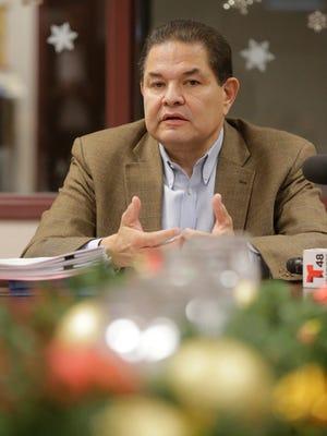 District 2 city Rep. Larry Romero