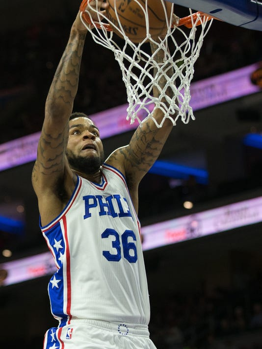 NBA: Brooklyn Nets at Philadelphia 76ers