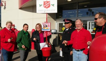 With just 3 days to give Waukesha County Red Kettle drive 35K behind