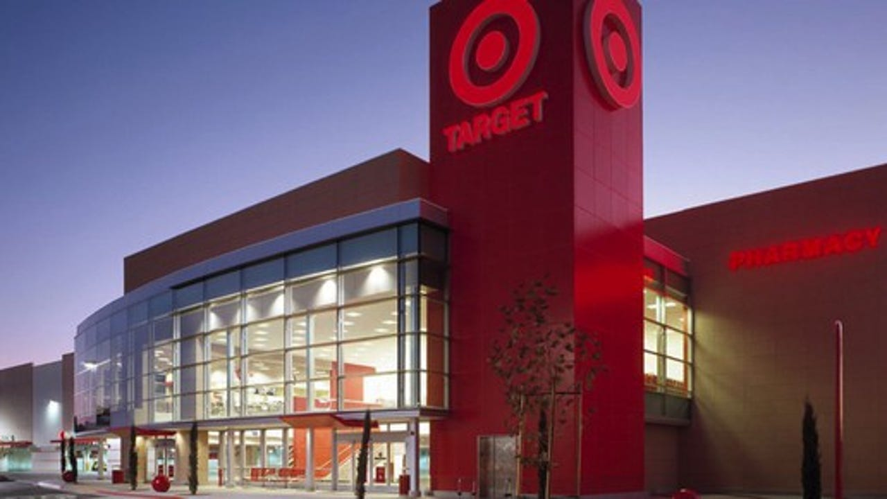 It was a rough fourth quarter for retailer Target , which reported earnings of $1.45 a share, missing estimates of $1.51.