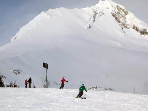 SAL Oregon Ski