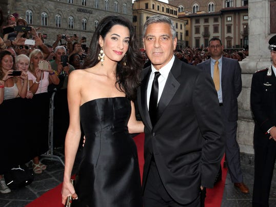 See the leaked guest list for George Clooney's wedding