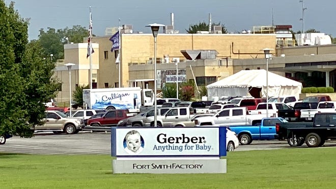 Gerber Products Company, a subsidiary of Nestlé S.A., is adding a product line at its manufacturing facility in Fort Smith, 4301 Harriet Ave.