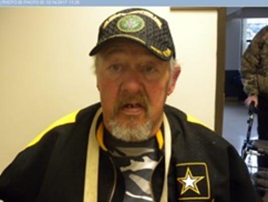 Dennis Jesh, 65, hasn't been seen since Wednesday,