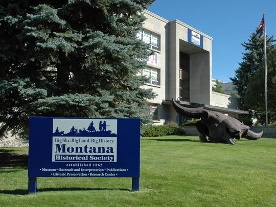 The Montana Historical Society.