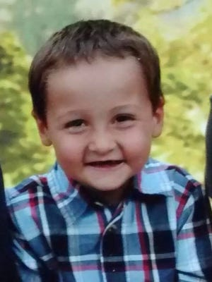 Five-year-old Lucas Hernandez was reported missing on Feb. 17, 2018, in Wichita, Kansas.