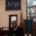 Faith community tackling racism