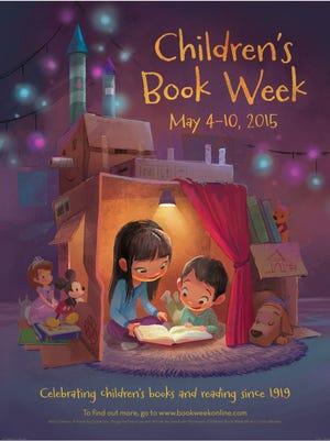 Children's Book Week 2015 poster