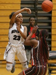 Dyaisha Fair, Edison junior guard