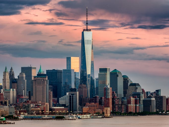 One World Trade Center Photos Of America S Tallest Building