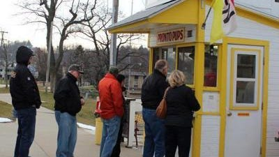 Pronto Pups owner Carl Nelson said his staff is fearful to come back to work due to backlash received following a politically charged and profanity laced tirade posted on the Pronto Pups Facebook page Monday, July 13.