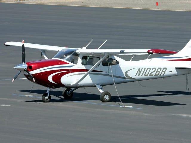 FBI spy plane zeroes in on Dearborn area