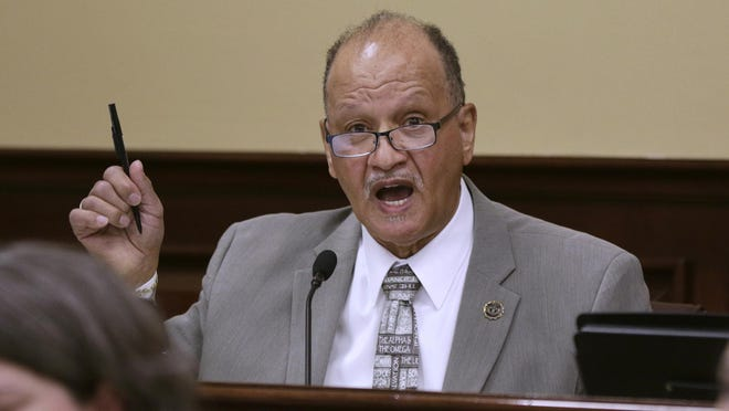 Sen. Harold Metts has represented District 6 since 2004, after a 14-year stint in the Rhode Island House.