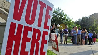 Early voting beginsJuly 13 and ends July 28.