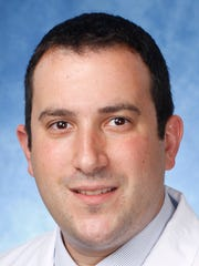 Dr. Brian Solomon, cardiothoracic surgeon with the