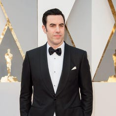 Sacha Baron Cohen's satirical 'Who Is America?' off to uneven start