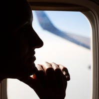 Ask the Captain: Tips for a fearful first-time flier