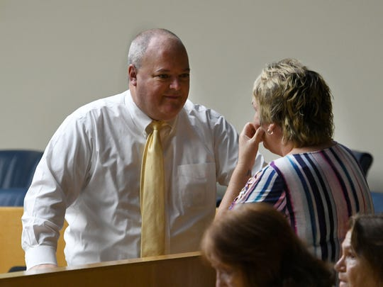 Knox County Assistant District Attorney Kevin Allen